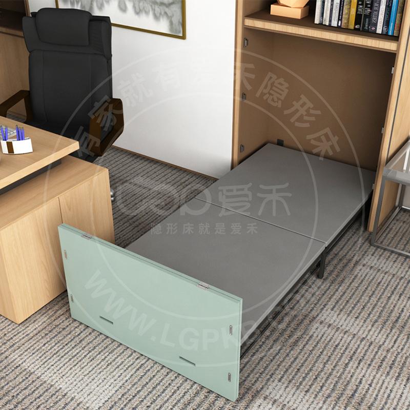 FV两折午休折叠柜床
